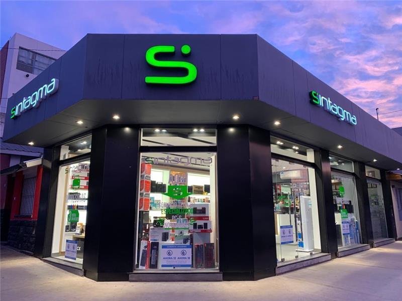 Nuestro Tech Store