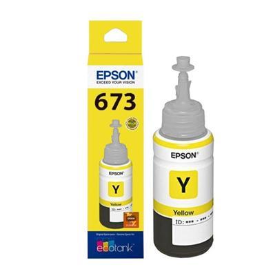 TINTA EPSON T673420 YELLOW 673