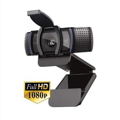 WEBCAM LOGITECH C920s FULL HD PRO