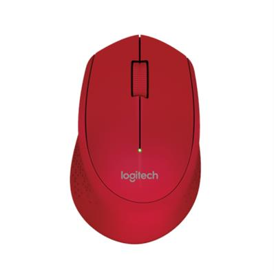 MOUSE LOGITECH M280 WIRELESS ROJO