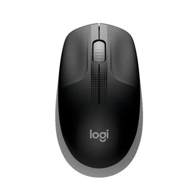 MOUSE LOGITECH M190 USB BLACK/GREY