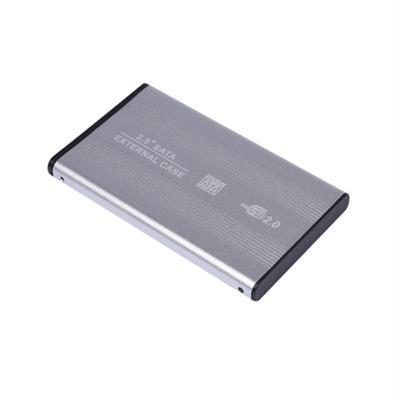 CARRY DISK U25YA SATA2.5  USB2.0 SILVER