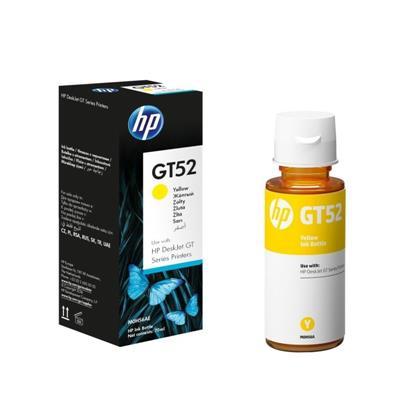 TINTA HP GT52 AMARILLO