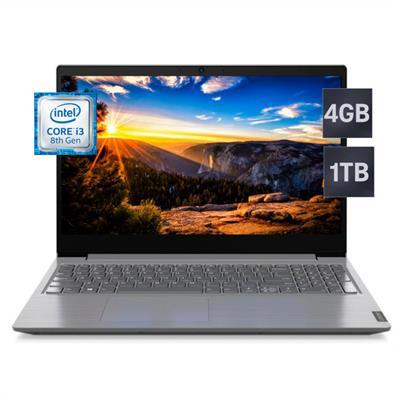 NOTEBOOK LENOVO V15-IKB Micro i3-8130U G8 - 4GB - 1TB - 15.6