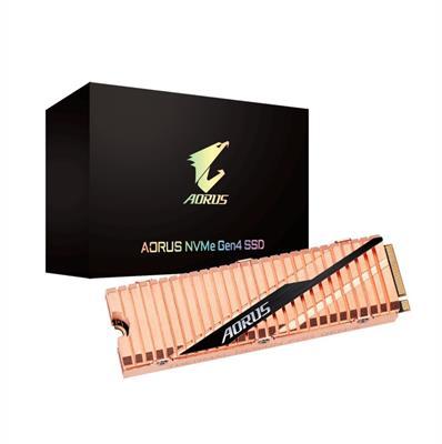 DISCO SOLIDO SSD 500GB GIGABYTE AORUS NVMe GEN4
