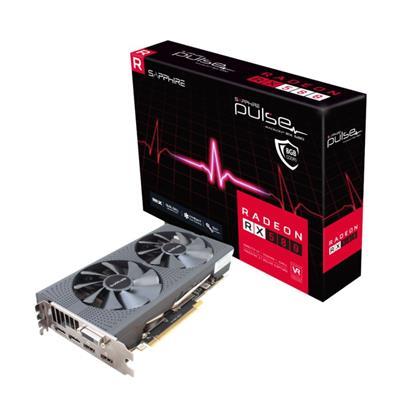 PLACA DE VIDEO SAPHIRE RADEON RX580 8GB DDR5