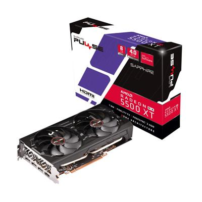 PLACA DE VIDEO SAPHIRE RADEON RX5500XT 8GB DDR6 TX