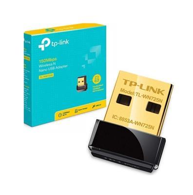 ADAPTADOR USB WIFI TP-LINK TL-WN725N NANO