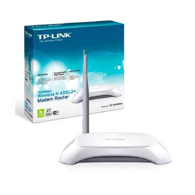 ROUTER MODEM TP-LINK TD W8901N