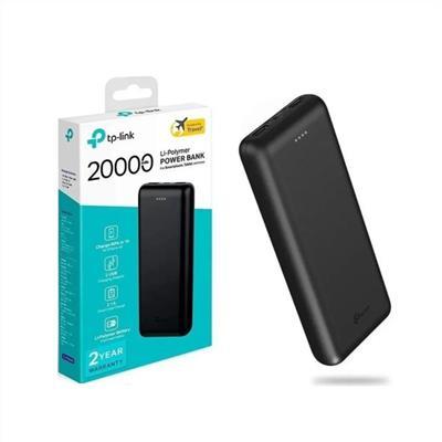 POWER BANK TP LINK 20000 mA 2 USB