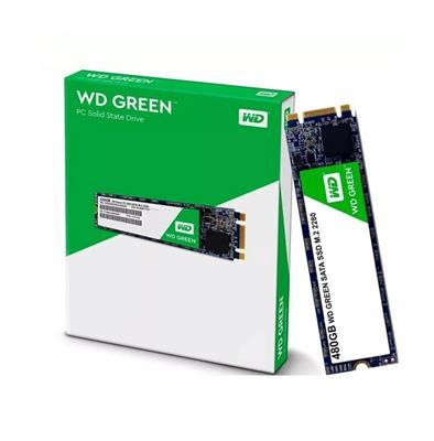 DISCO SOLIDO SSD 480GB WB GREEN m.2