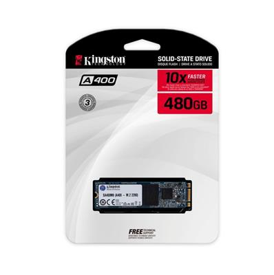 DISCO SOLIDO SSD 480GB KINGSTON M.2 A400