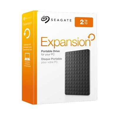 DISCO RIGIDO EXTERNO 2TB SEAGATE EXPANSION