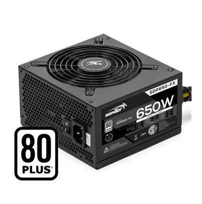 FUENTE SENTEY SDP650-FX 80 PLUS WHITE
