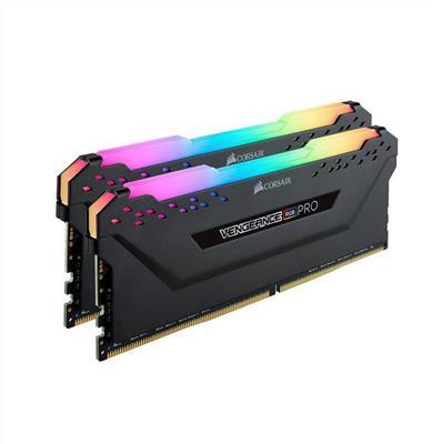 MEMORIA DDR4 16GB (8X2) 3200MHz VENGEANCE RGB PRO CORSAIR