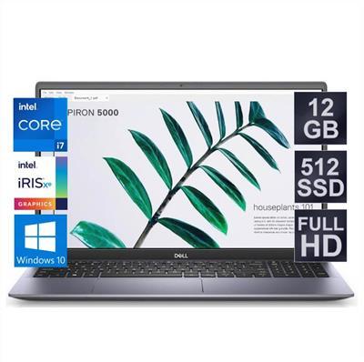NOTEBOOK DELL  INSPIRON 5000 Micro i7-1165 - 12GB - SSD 512GB - 15,6
