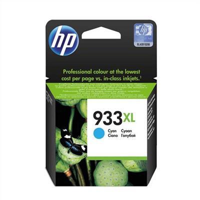 CARTUCHO HP 933XL CYAN