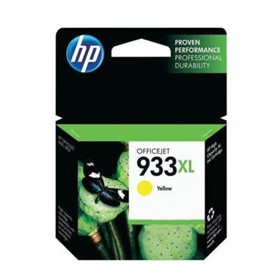 CARTUCHO HP 933XL AMARILLO