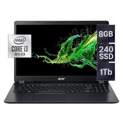 NOTEBOOK ACER ASPIRE 3 INTEL I3-1005G1 - 4GB - 1TB