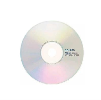 CD-R GLOBAL 700MB 52X 80MIN