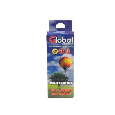 TINTA GLOBAL P/EPSON CYAN 504