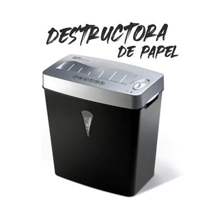DESTRUCTORA DE PAPEL ROYAL MC6