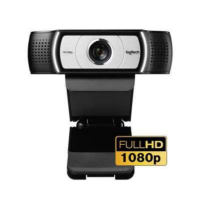 WEBCAM LOGITECH C930e FULL HD ULTRA WIDE ANGLE