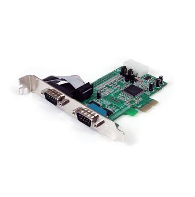 PLACA PCI-E A 2 SERIAL DB9 RS232