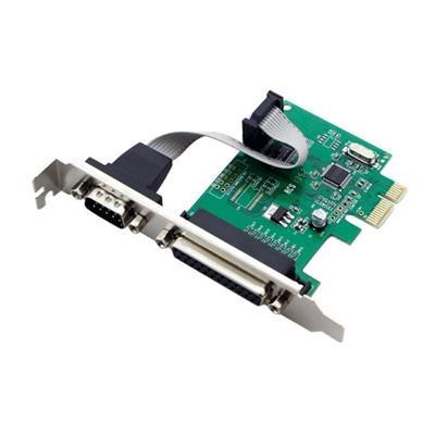 PLACA PCI-E a PARALELO NISUTA DB25