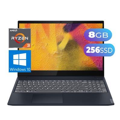 NOTEBOOK GAMER LENOVO S340 AMD RYZEN 3 3200U- 8GB - SSD 256GB - 15,6