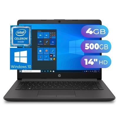 NOTEBOOK HP 240 G8 INTEL CELERON N4020 - 4GB - 500GB - 14