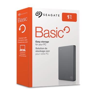 DISCO RIGIDO EXTERNO 1TB SEAGATE BASIC