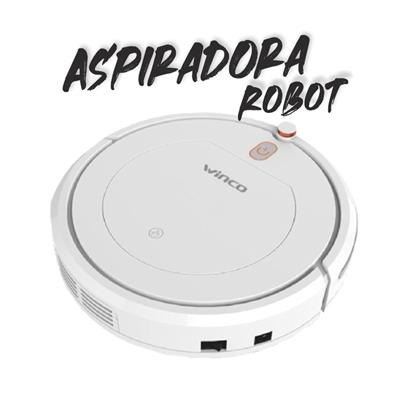 ASPIRADORA ROBOT WINCO W-300