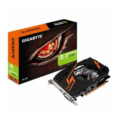 PLACA DE VIDEO GIGABYTE GEFORCE GT 1030 2GB DDR5 LP