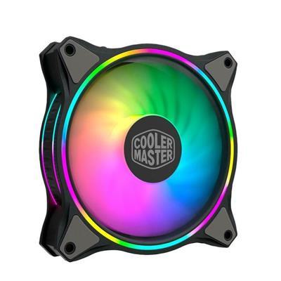 COOLER GAMER COOLER MASTER MF120 HALO RGB 120X120X25MM DUO