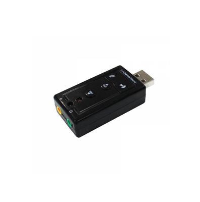PLACA DE SONIDO USB CMEDIA 2.1