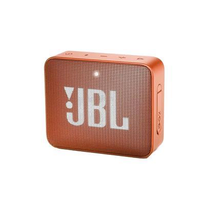 PARLANTE JBL GO 2 BLUETOOTH ORANGE
