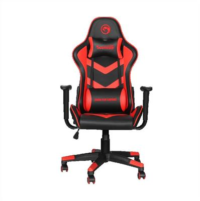 SILLA GAMER MARVO CH106 AJUSTABLE RED AND BLACK