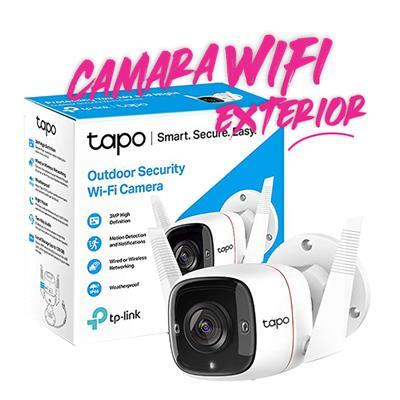 CAMARA IP TP-LINK TAPO C310 HD 1080p - WIFI - EXTE