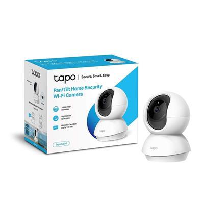 CAMARA IP TP-LINK TAPO C200 FULL HD - WIFI - VISIO
