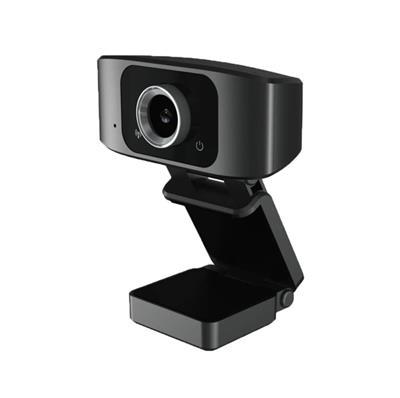 WEBCAM VIDLOK W77 FULL HD 1080P CON MICROFONO