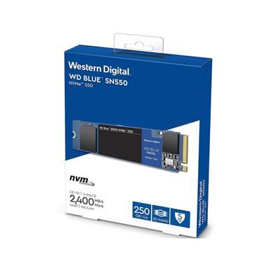 DISCO SOLIDO SSD 250GB Nvme WD BLUE SN550 M.2