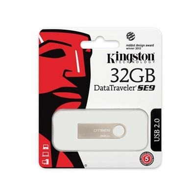 PEN DRIVE KINGSTON 32GB SE9H USB2.0