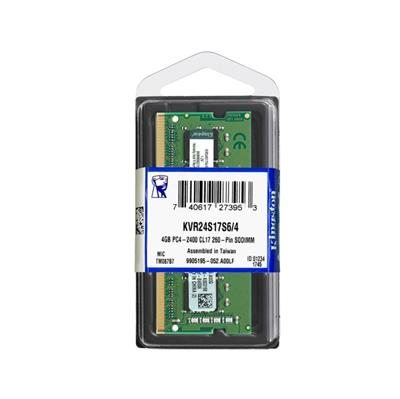 MEMORIA SODIMM DDR4 4GB 2666 MHz KINGSTON CL19
