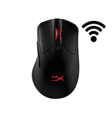 MOUSE GAMING HYPERX PULSEFIRE DART WIRELESS RGB NGENUITY