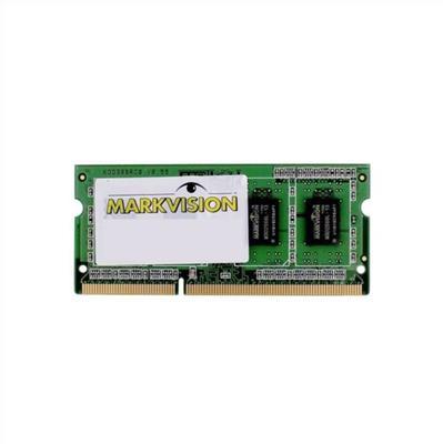 MEMORIA SODIMM DDR3 4GB 1600 MHz MARKVISION