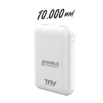 POWER BANK TRV BBP101 10000mAh SLIM BLANCO