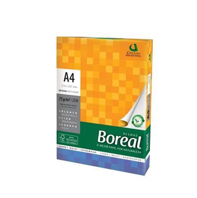 RESMA BOREAL A4 75GRMS