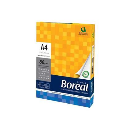 RESMA BOREAL A4 80GRMS