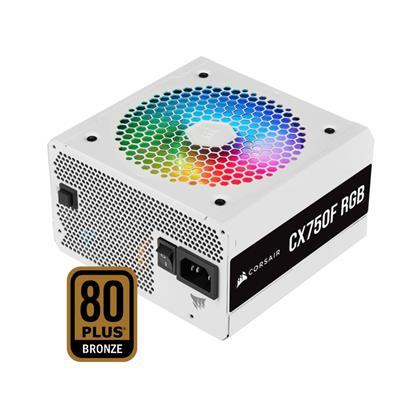 FUENTE CORSAIR CX750F 750W 80 PLUS BRONZE FULLY MODULAR RGB